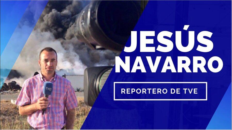 ENTREVISTA al periodista JESÚS NAVARRO