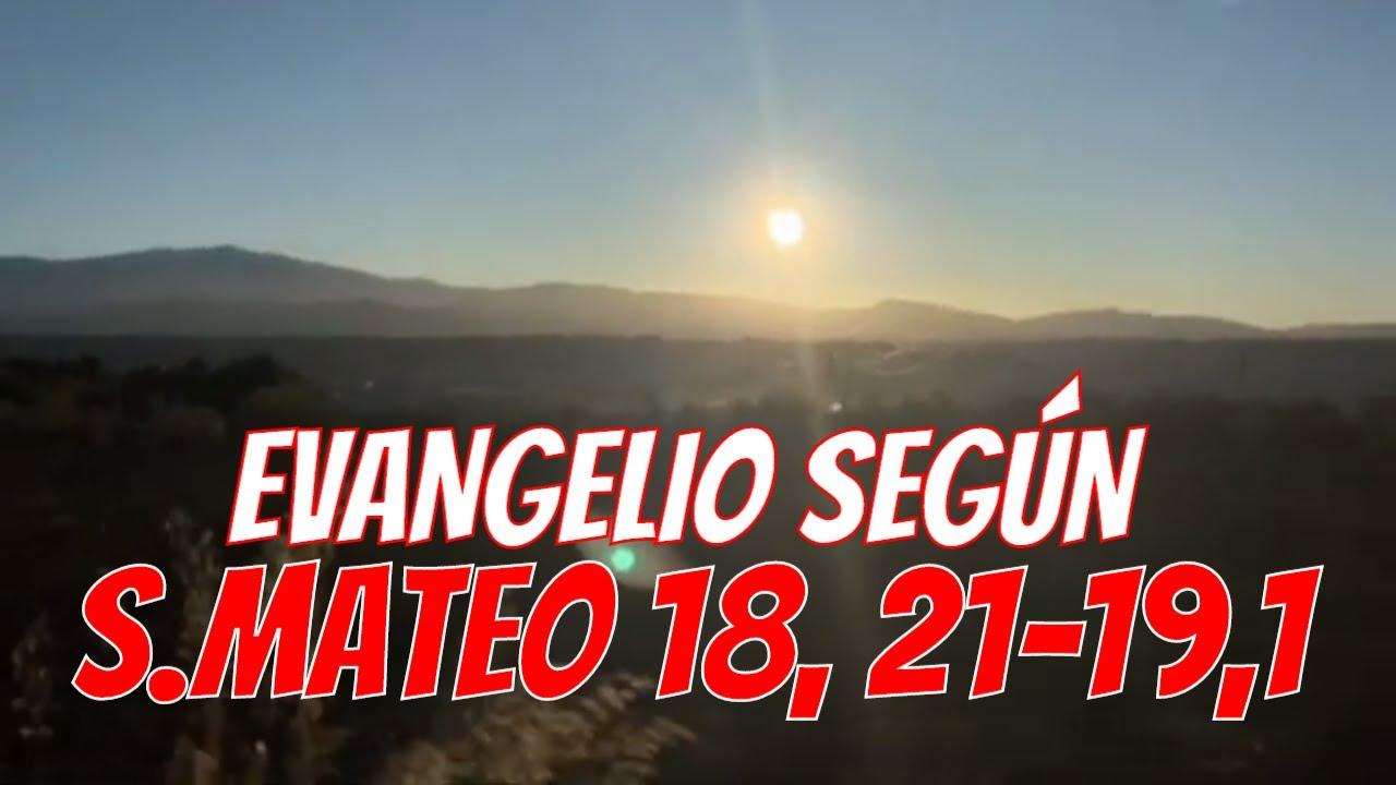 Mateo 18 21-19,1
