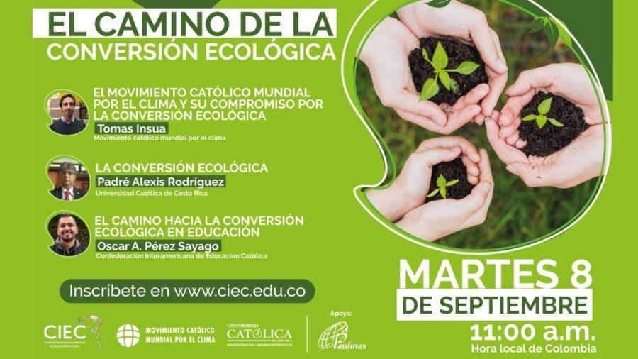 El camino de la conversión Ecológica