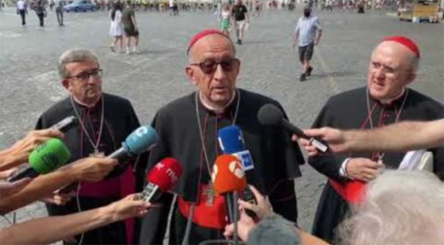 Iglesia católica española