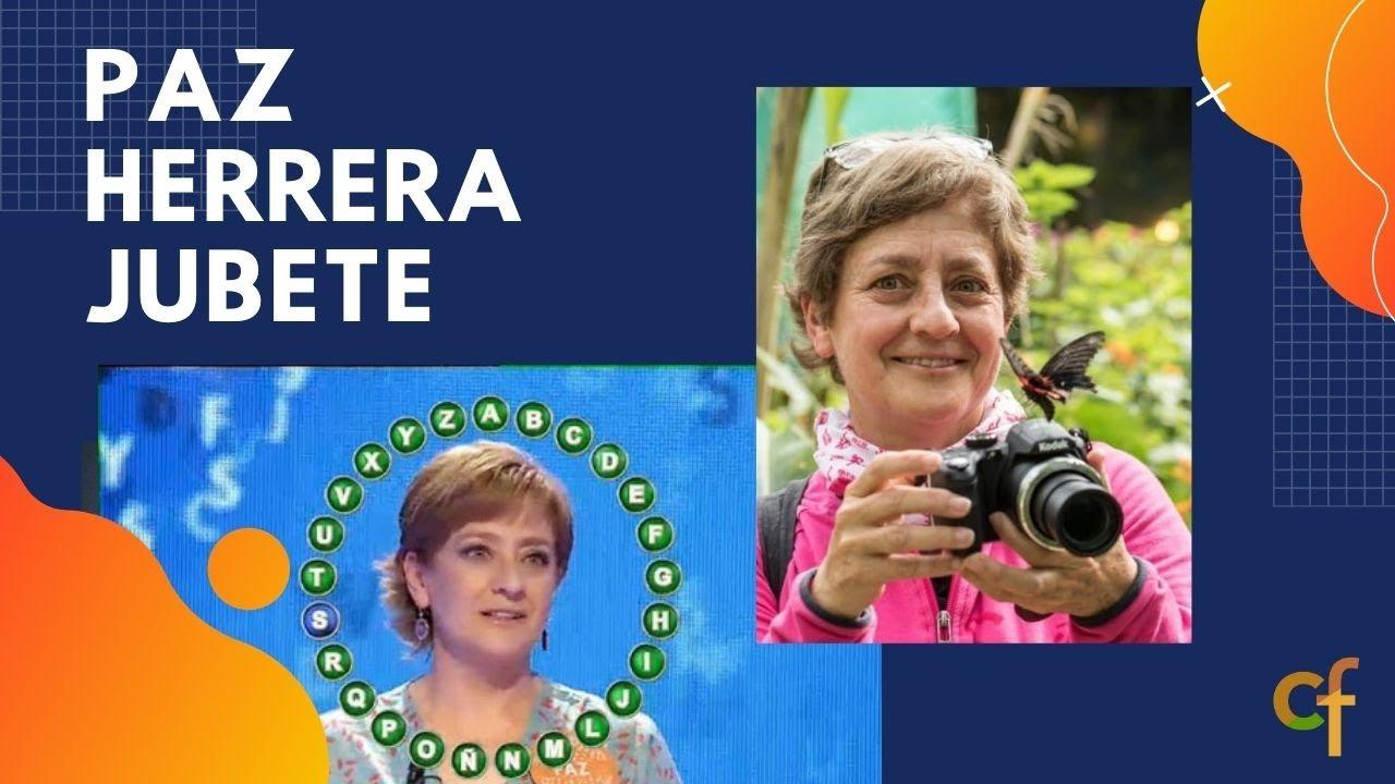 ENTREVISTA a Paz Herrera - Cazadora de Palabras