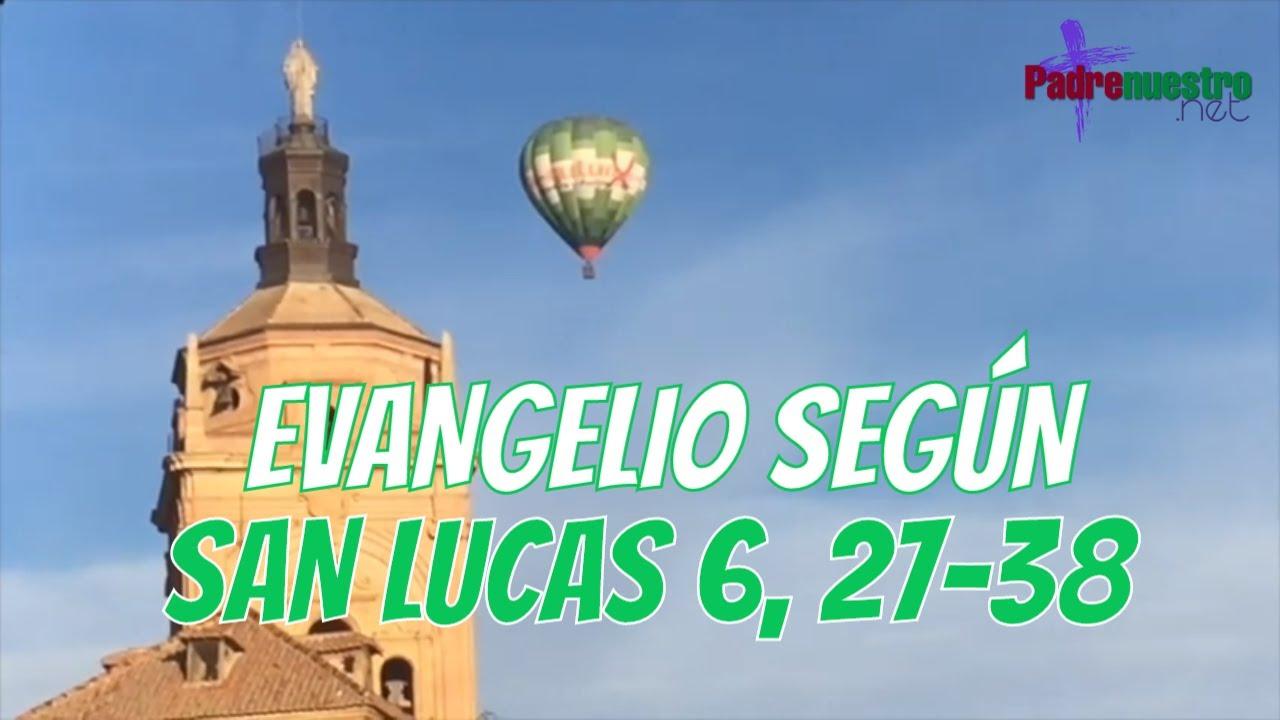 Lucas 6, 27-38