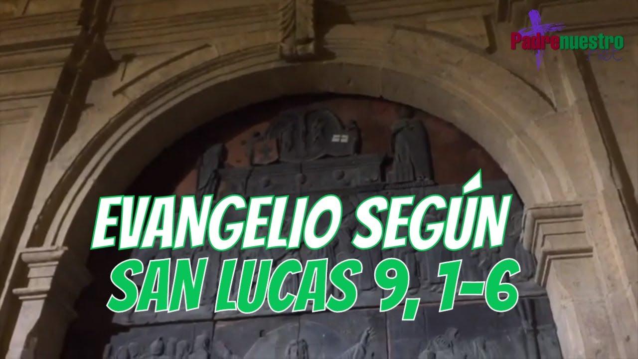 Lucas 9, 1-6