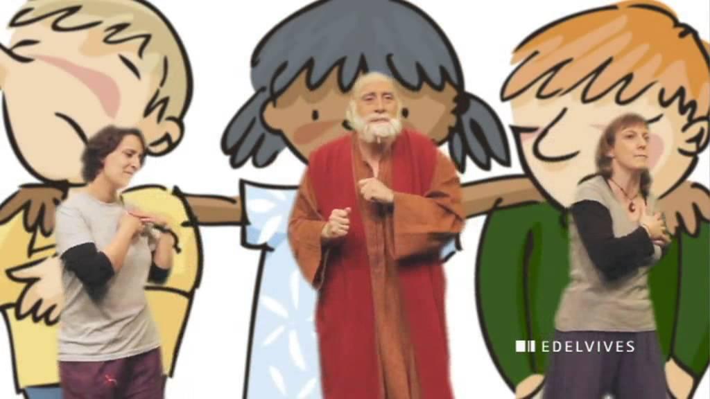 """""""Jesús nos enseña"""" Canción infantil de NICO MONTERO [Vídeo]"""