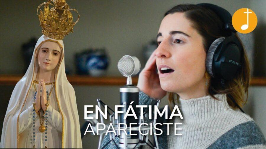 En Fátima apareciste | Virgen de Fátima