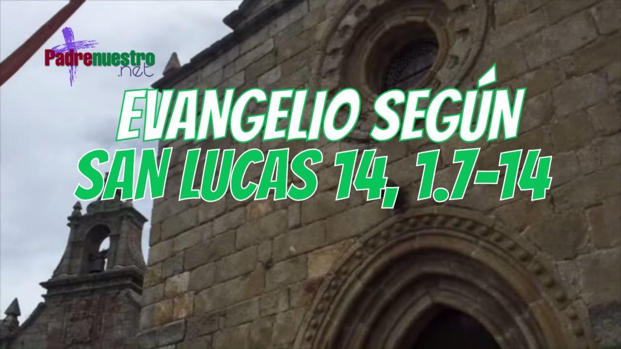 Lucas 14 1.7-14