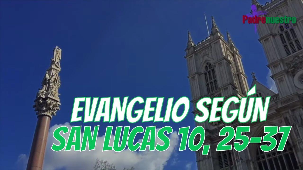 Lucas 10, 27-35