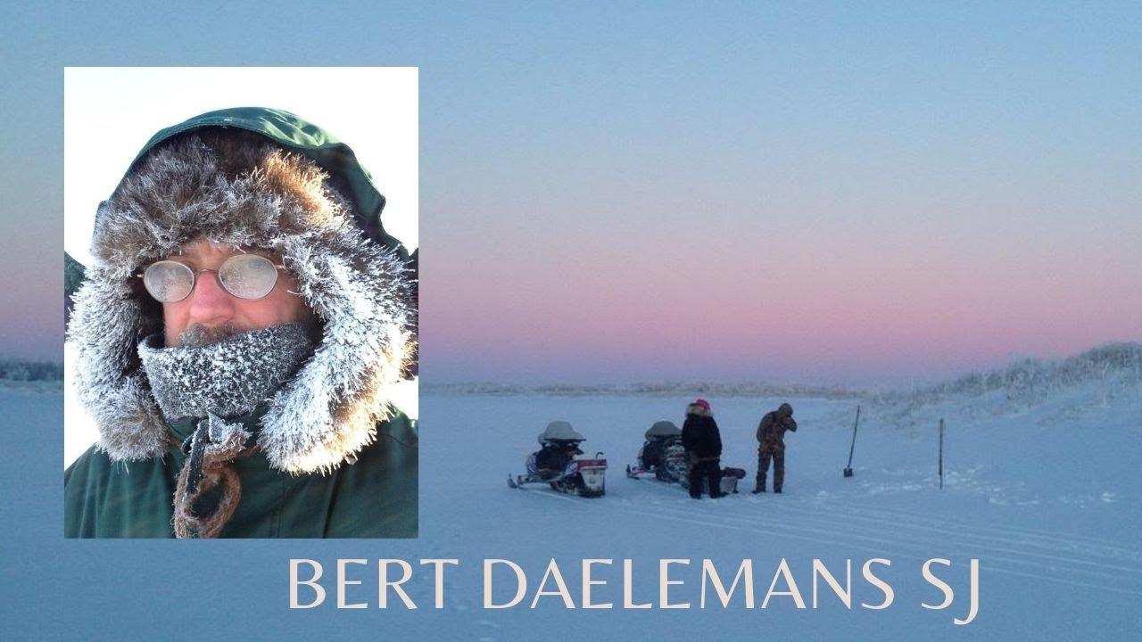 Encuentro con los esquimales con Bert Daelemans SJ