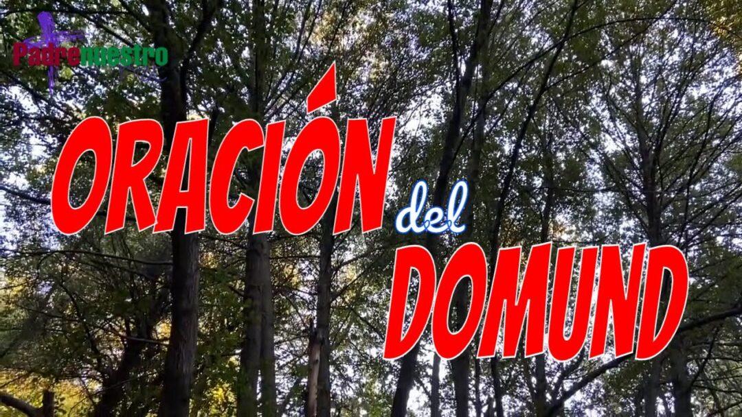 ORACIÓN DEL DOMUND