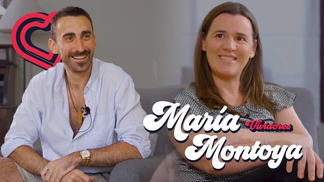 María Montoya nos descubre que la vida es increíble y cada día un regalo