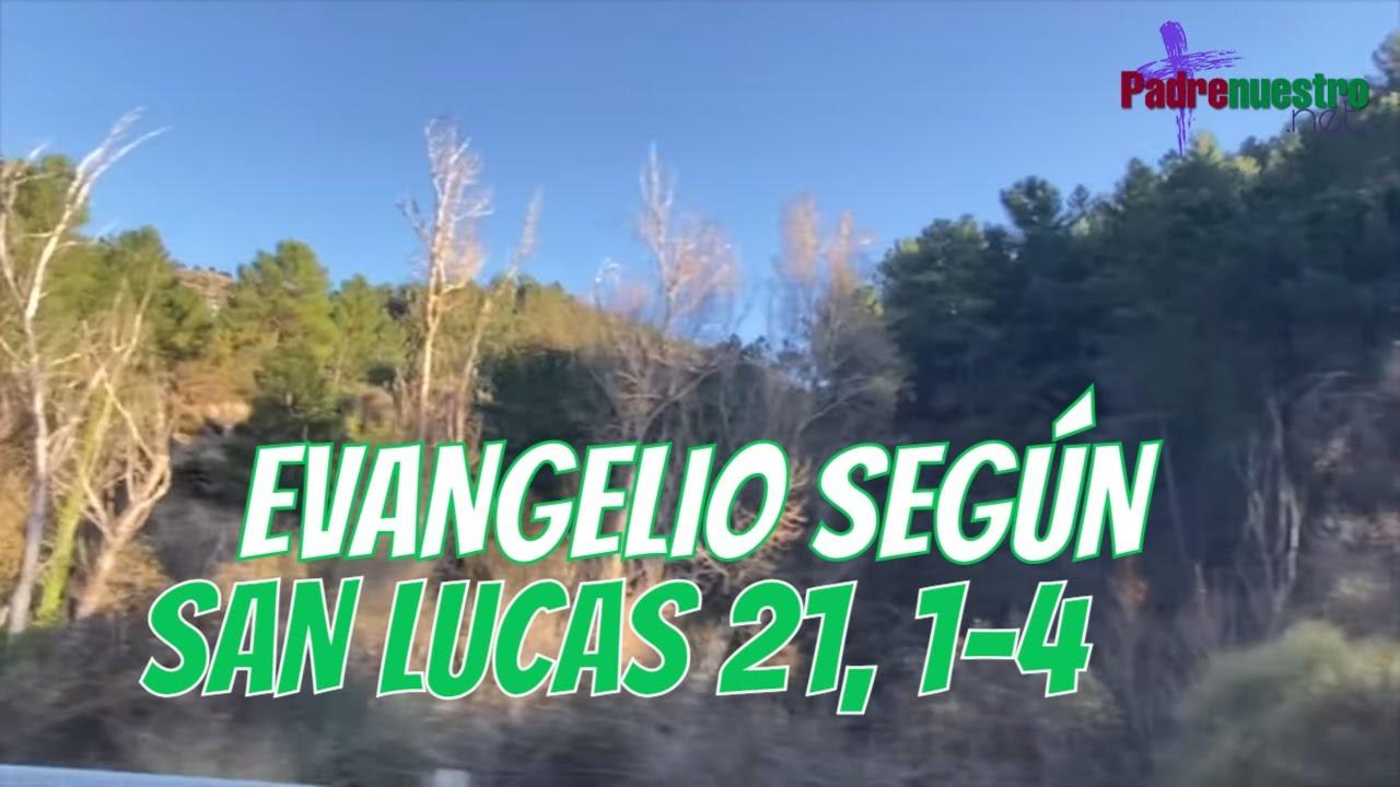 Lucas 21, 1-4