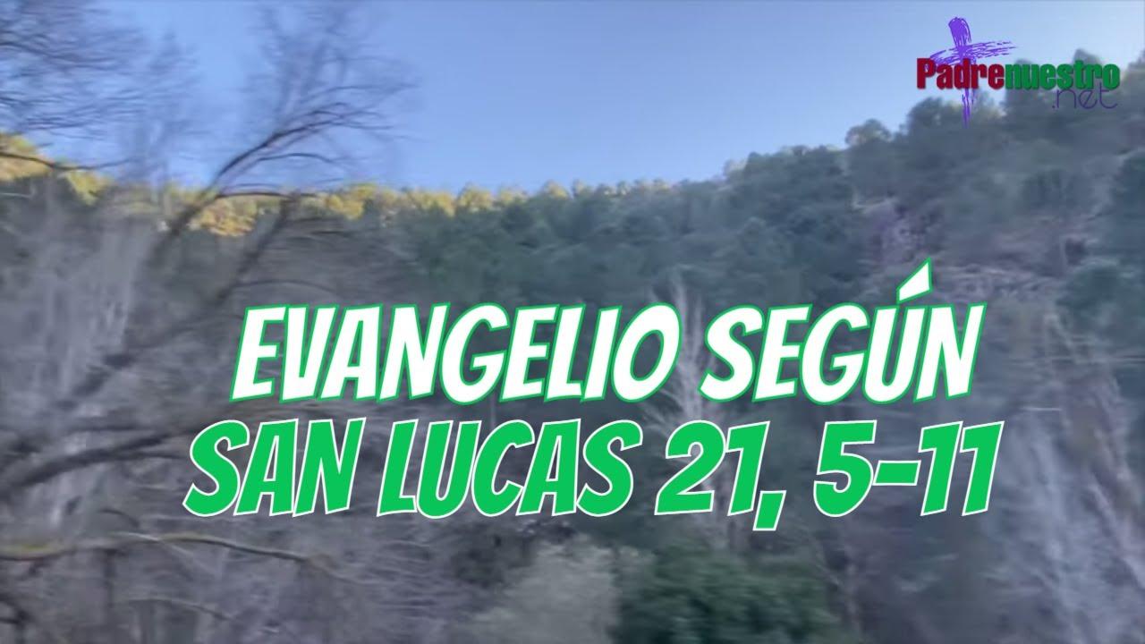Lucas 21, 5-11