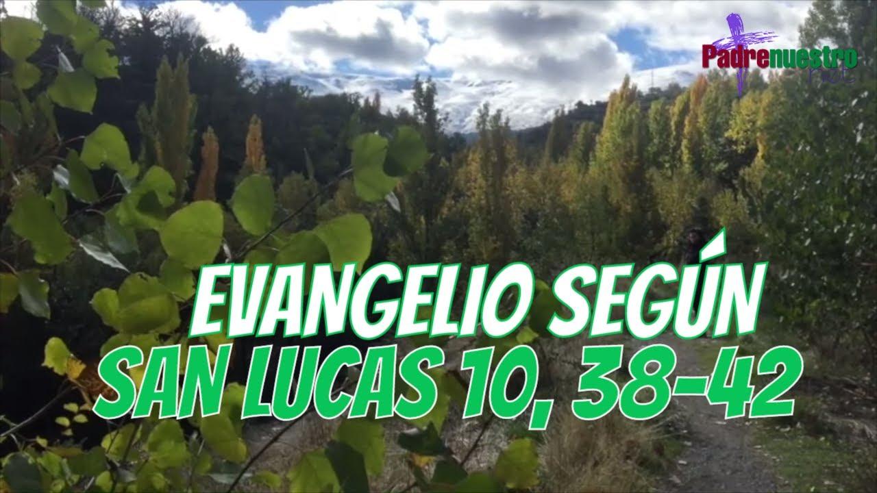 Lucas 10, 38-42
