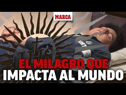 El milagro que impacta al Mundo: el cuerpo de Carlos Acuti está incorrupto