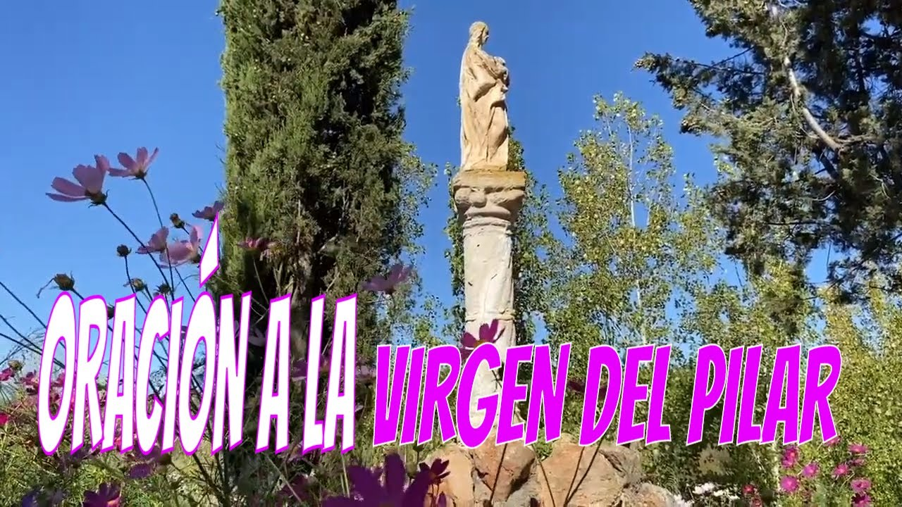 A ti me arrimo, Virgen del Pilar