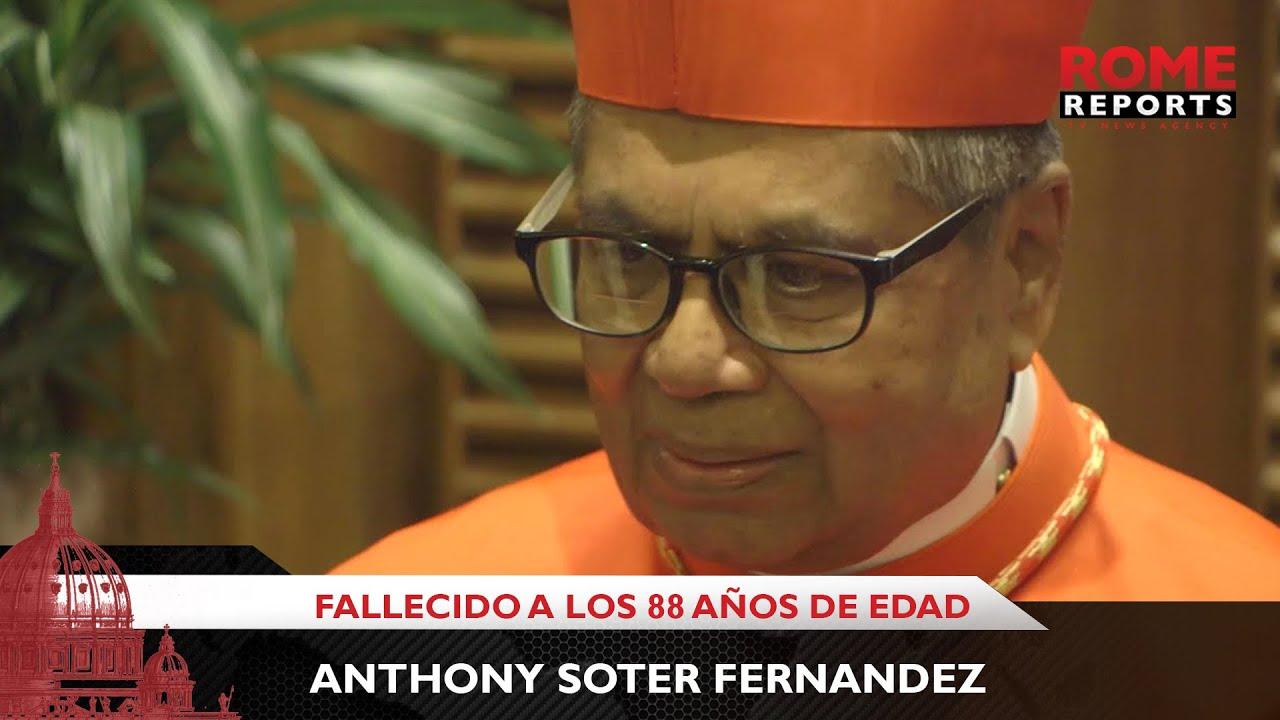 Fallece el primer cardenal de Malasia, Anthony Soter