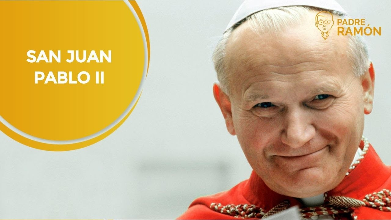 La memoria litúrgica de Juan Pablo II se celebra cada 22 de octubre