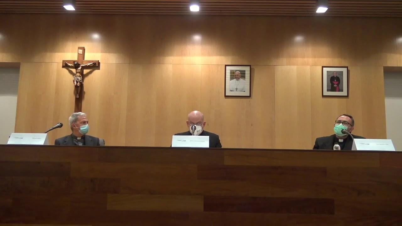 Monseñor Carlos Escribano nuevo arzobispo de Zaragoza