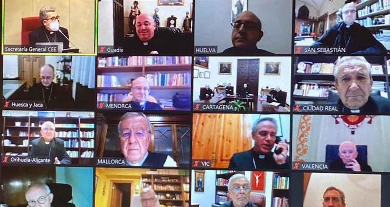 Asamblea plenaria Obispos de España