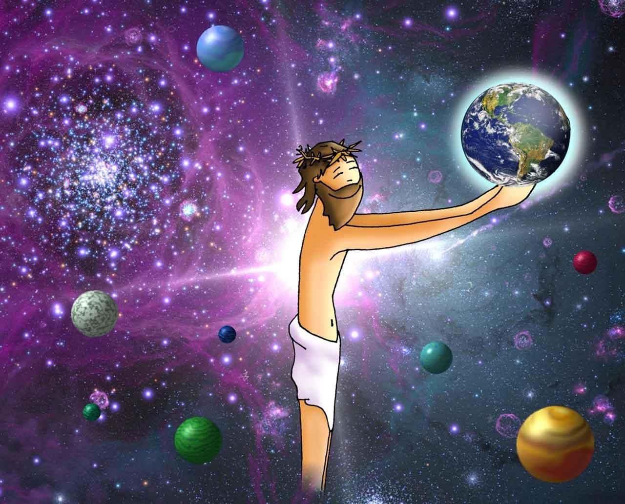 Cristo Rey del Universo Fano