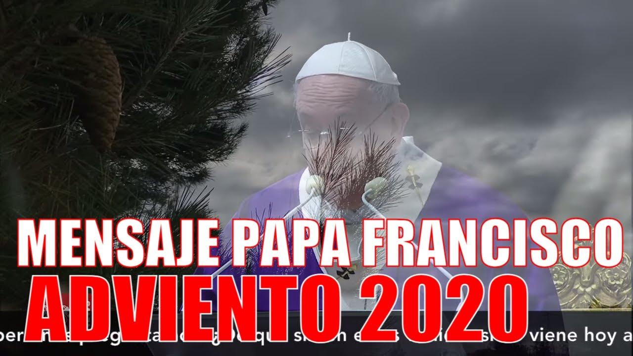 Mensaje del Papa Francisco | Adviento