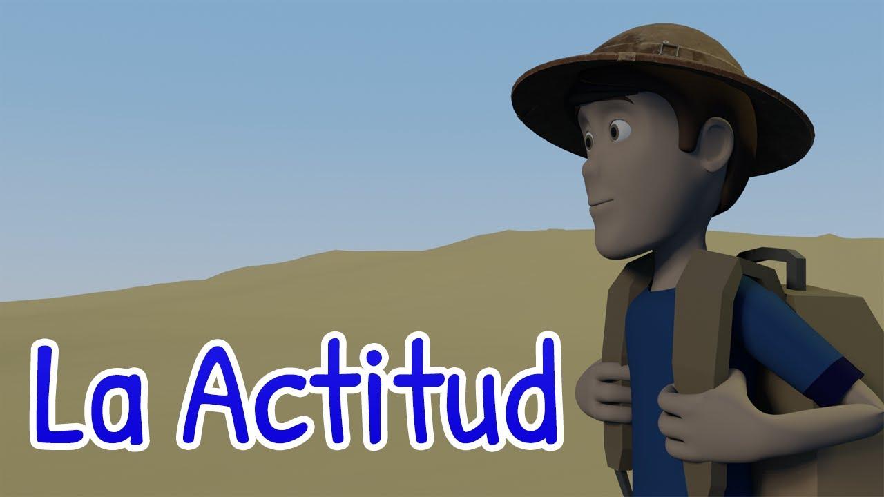 La Actitud | Reflexiones de la vida