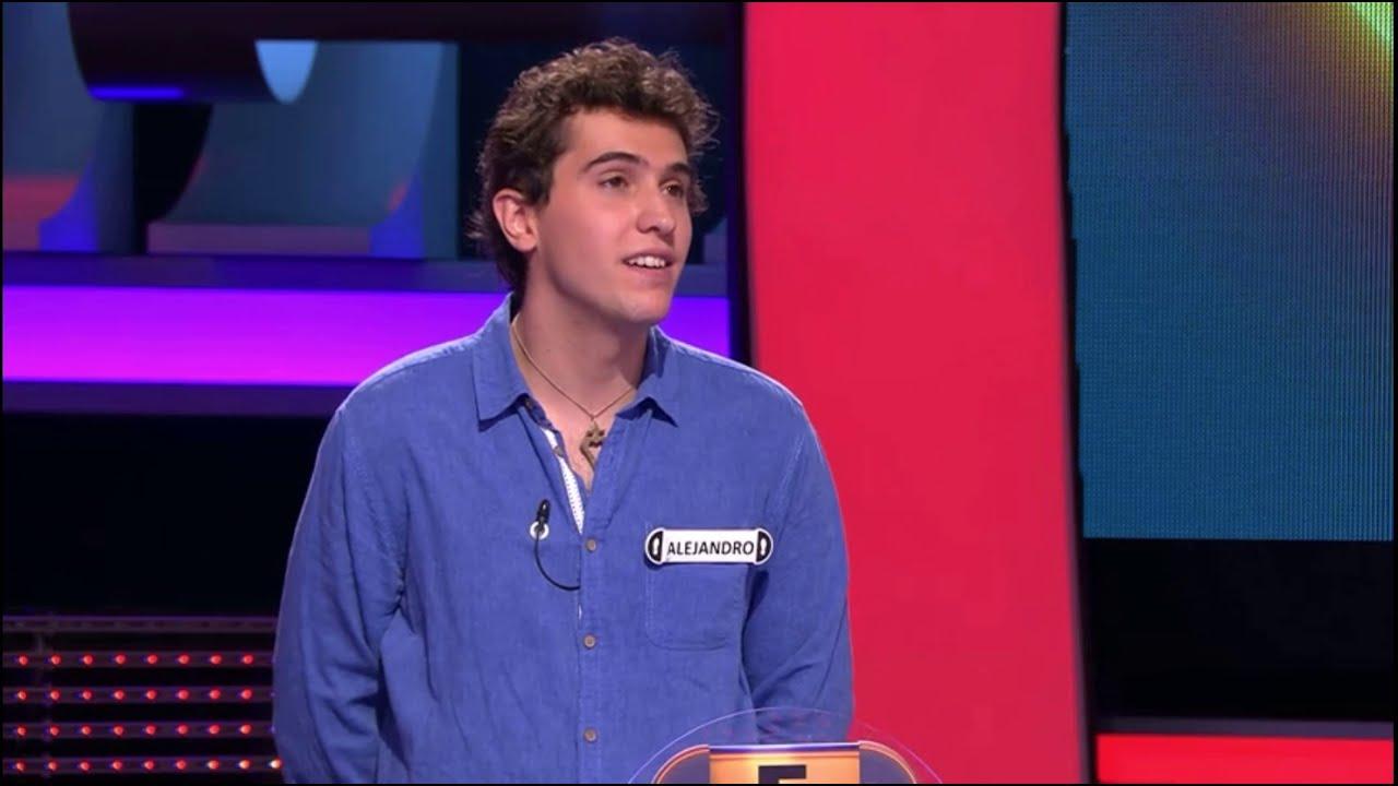 Valiente joven declara su FE en televisión