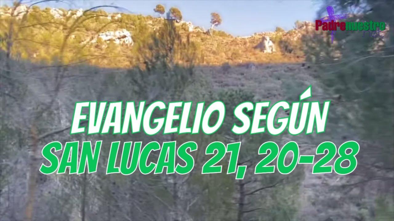 Lucas 21, 20-28
