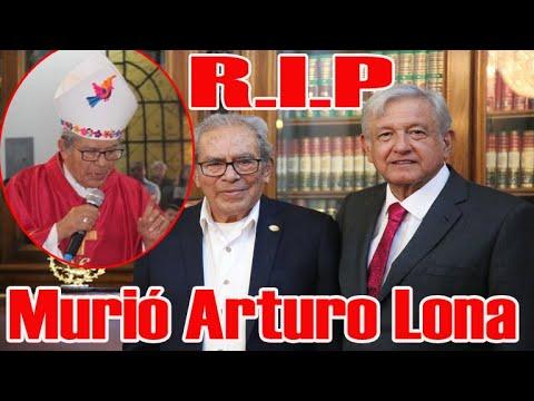 Fallece el Obispo de los pobres, monseñor Arturo Lona