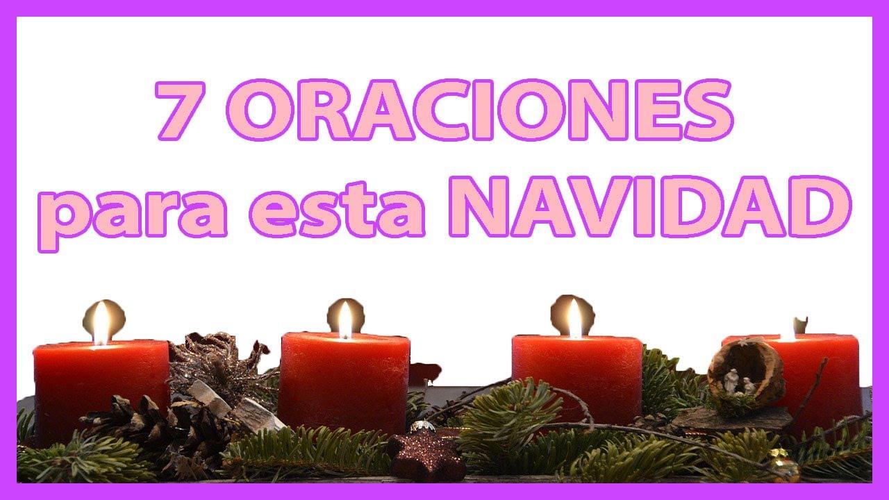 Oración para dar las Gracias en Navidad [Vídeo]