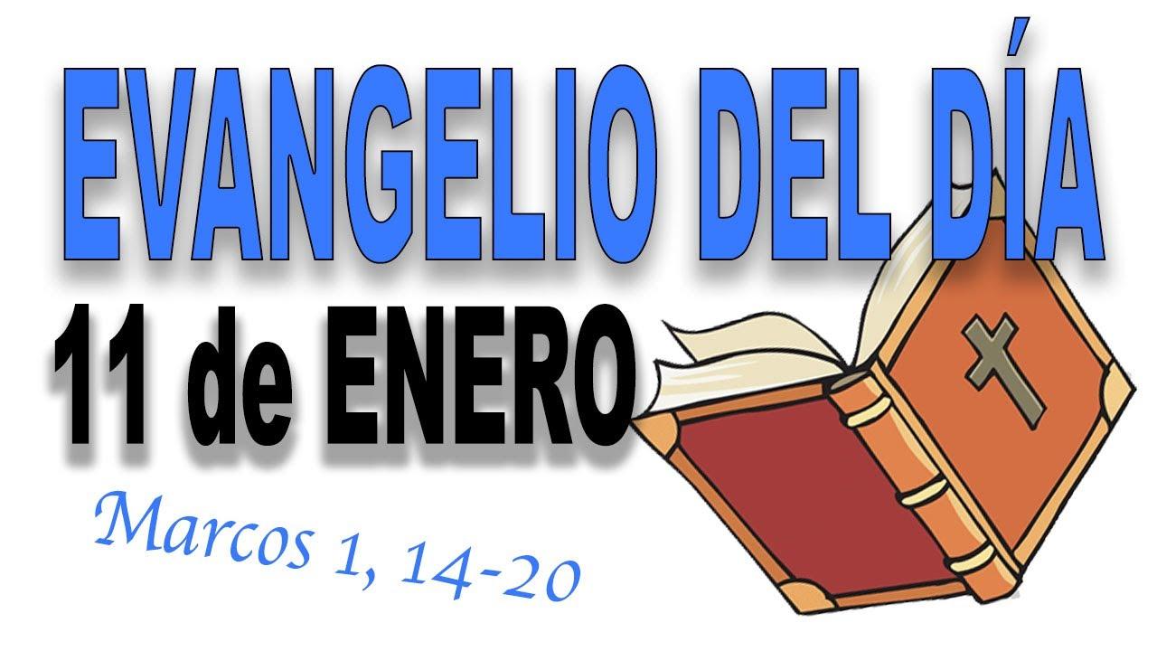 Evangelio del día 11 de enero con el Padre Guillermo Serra