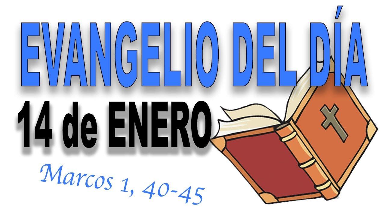 Evangelio del día 14 de enero con el Padre Guillermo Serra