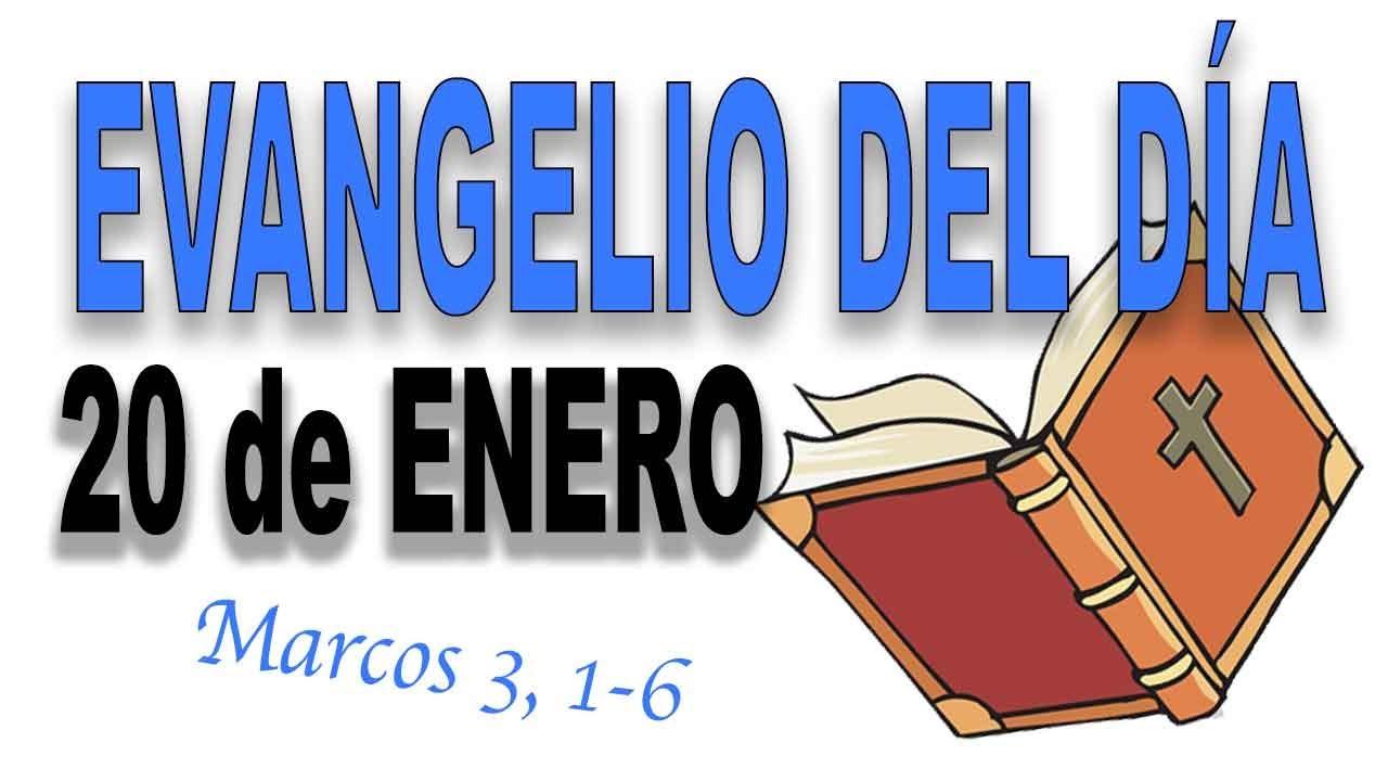 Evangelio del día 20 de enero con el Padre Guillermo Serra