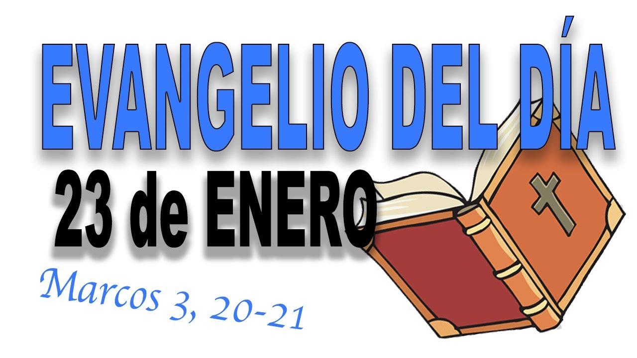 Evangelio del día 23 de enero con el Padre Guillermo Serra