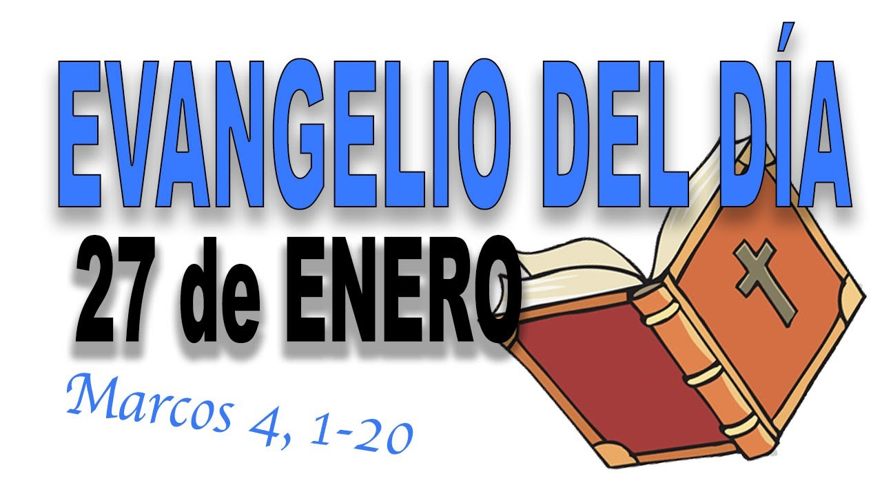 Evangelio del día 27 de enero con el Padre Guillermo Serra