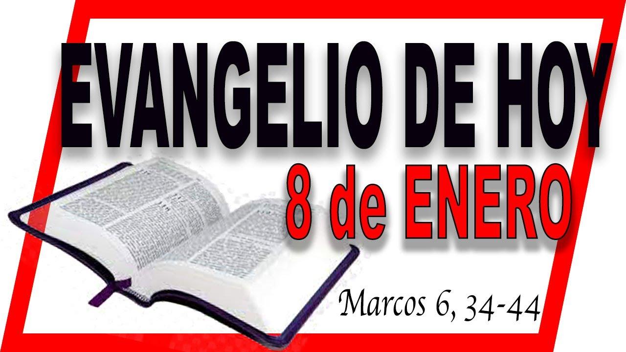 Evangelio del día 8 de enero