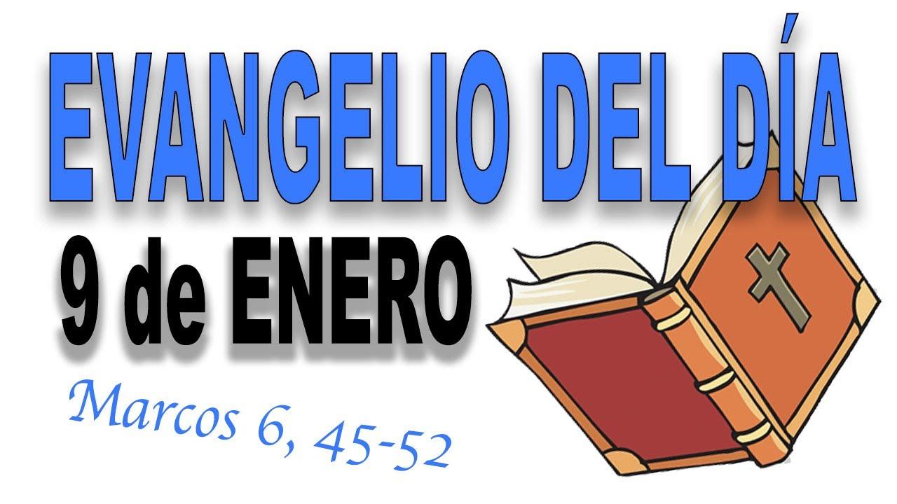 Evangelio del día 9 de enero con el Padre Guillermo Serra