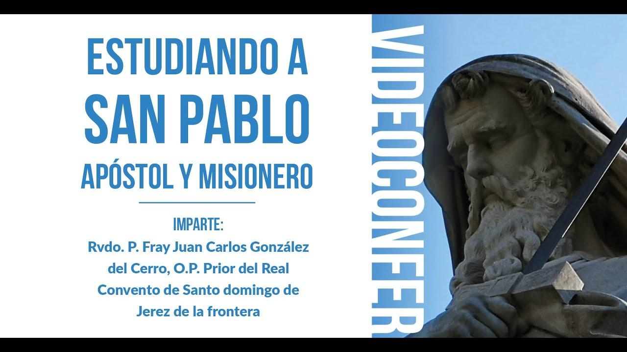 Video CONFERENCIA Estudiando a SAN PABLO