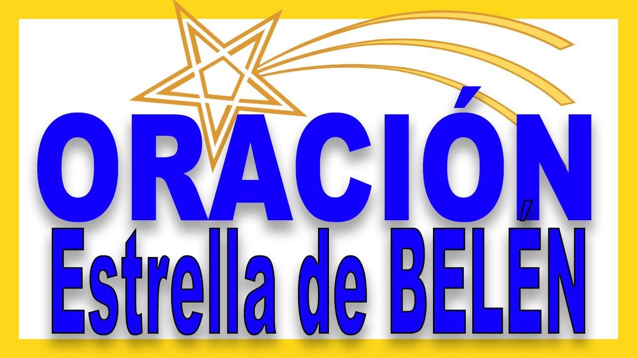Oración de la Estrella de Belén del Padre Javier Leoz