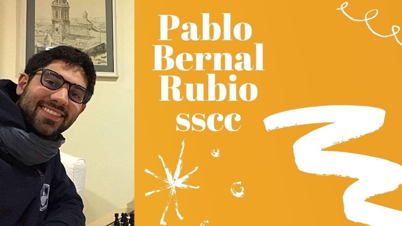 Entrevista a Pablo Bernal de los Sagrados Corazones
