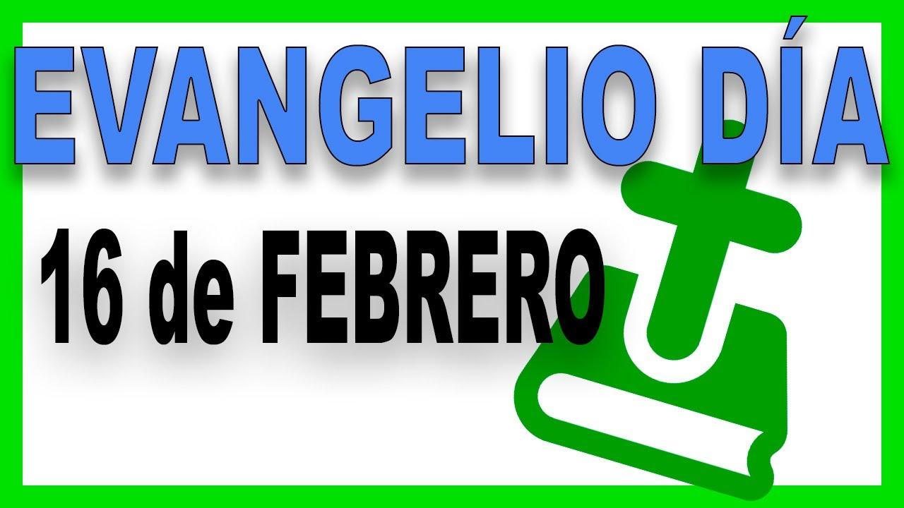 Evangelio del día 16 de febrero con el Padre Guillermo Serra