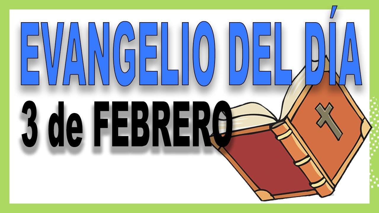 Evangelio del día 3 de febrero con el Padre Guillermo Serra