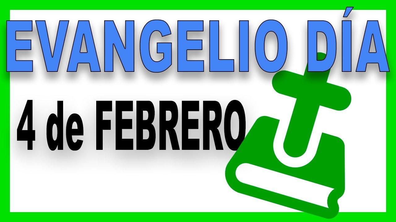 Evangelio del día 4 de febrero con el Padre Guillermo Serra