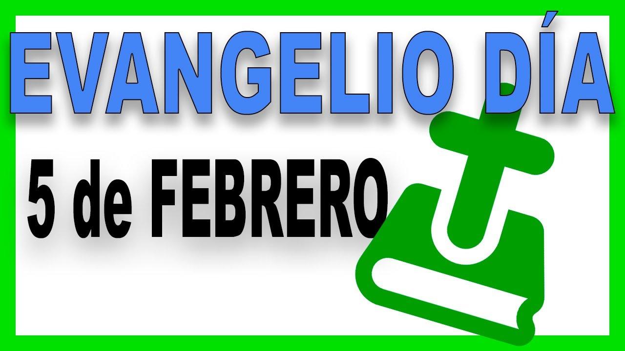 Evangelio del día 5 de febrero con el Padre Guillermo Serra