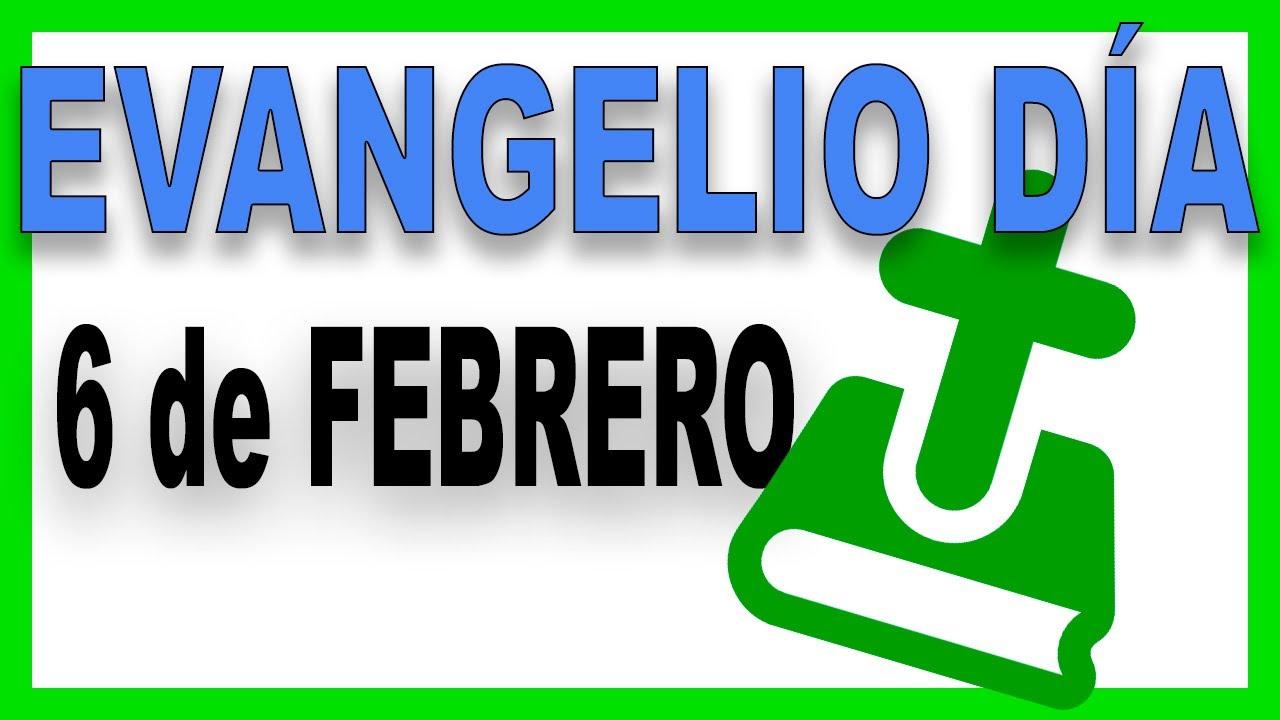 Evangelio del día 6 de febrero con el Padre Guillermo Serra