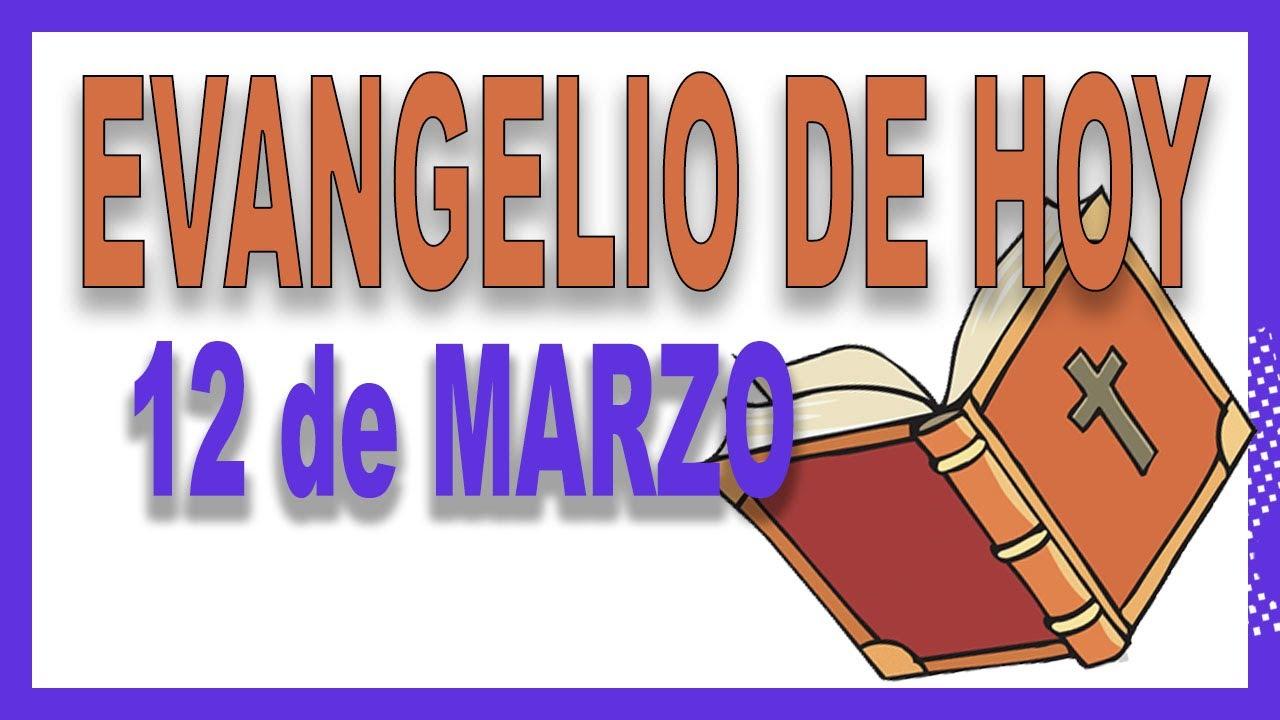Evangelio del día 12 de marzo con el Padre Guillermo Serra