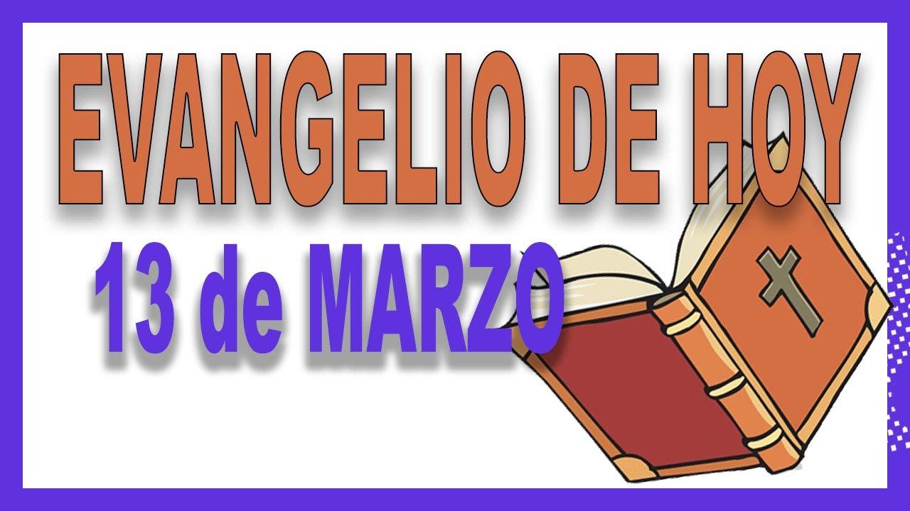 Evangelio del día 13 de marzo con el Padre Guillermo Serra