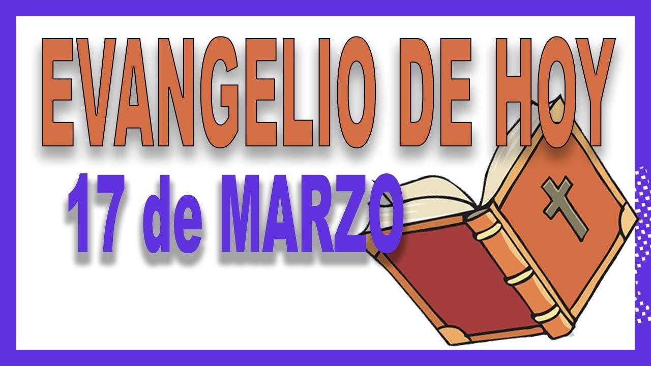 Evangelio del día 17 de marzo - San Patricio