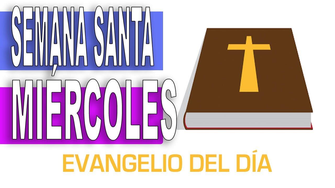 Evangelio del día 31 de marzo