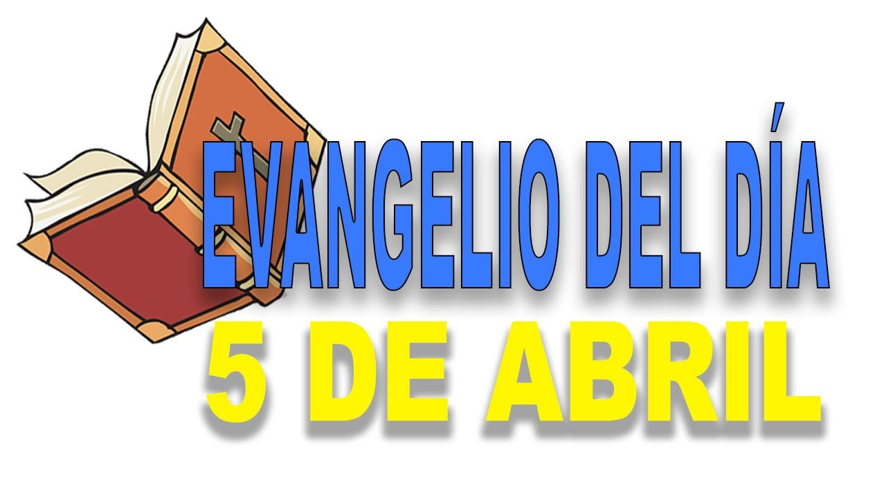 Evangelio del 5 de abril con el Padre Guillermo Serra